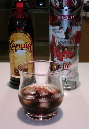 Home-made-Black-Russian